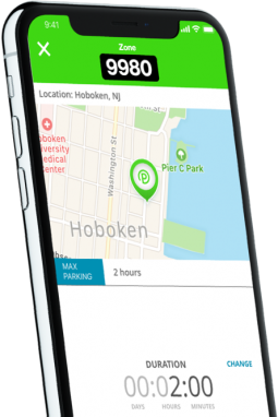 ParkMobile Locations