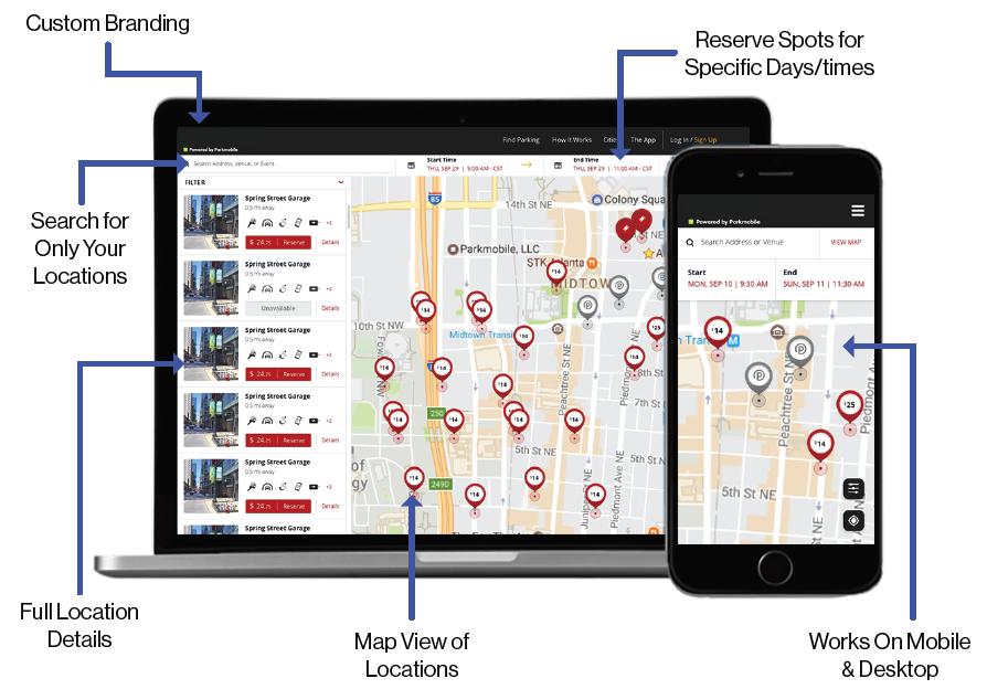 Smarter Parking Locations - ParkMobile