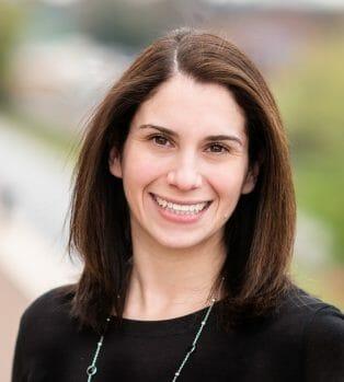 Jenna Brown, VP of HR for ParkMobile