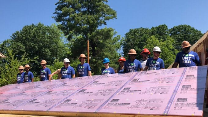 ParkMobile Partners with Habitat for Humanity