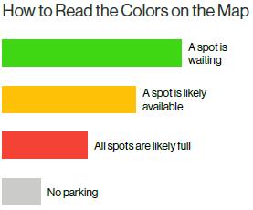 ParkMobile Introduces Parking Availability