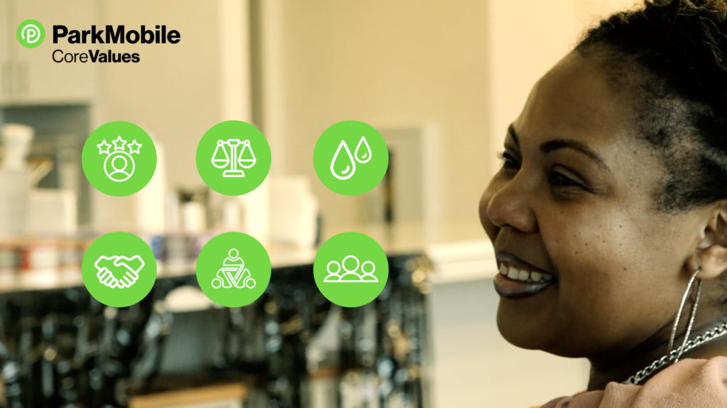 ParkMobile Core Values Video