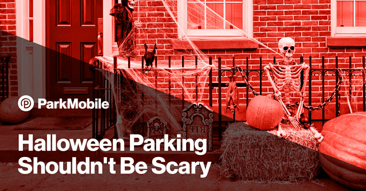 Where to Park During Halloween