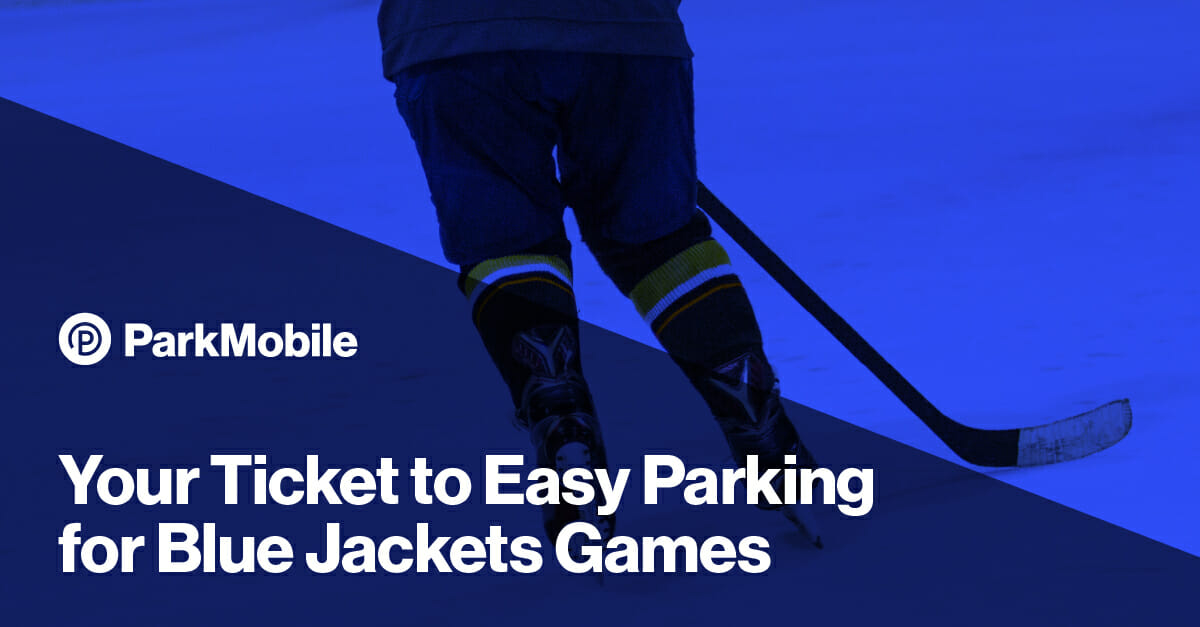 Parking for the Columbus Blue Jackets