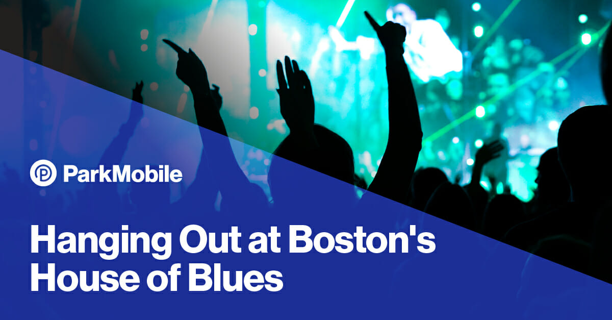 Reserve Parking at House of Blues Boston