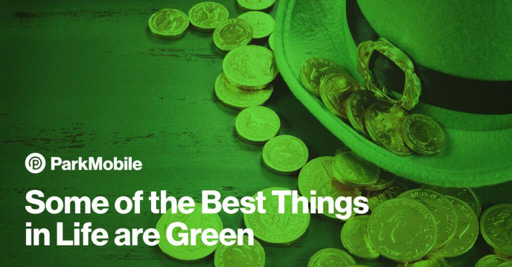 Going Green ParkMobile Blog