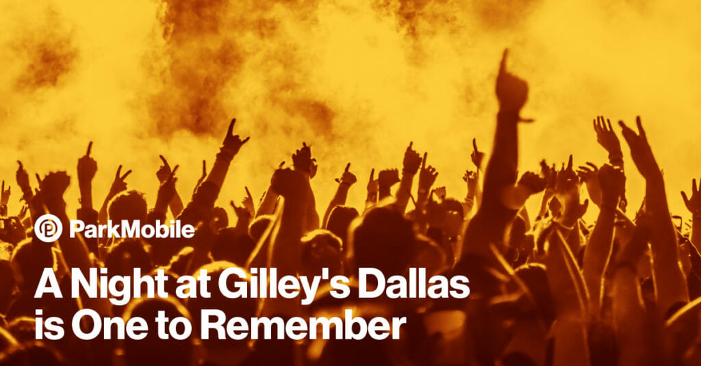 Reserve Parking at Gilley's Dallas