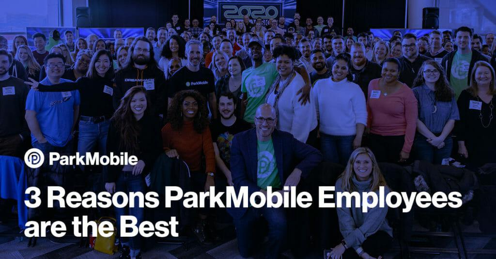 Employee Appreciation ParkMobile Blog