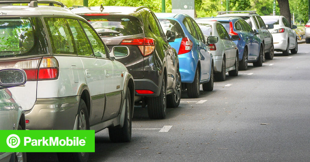 Parking in Hood River, Oregon with ParkMobile