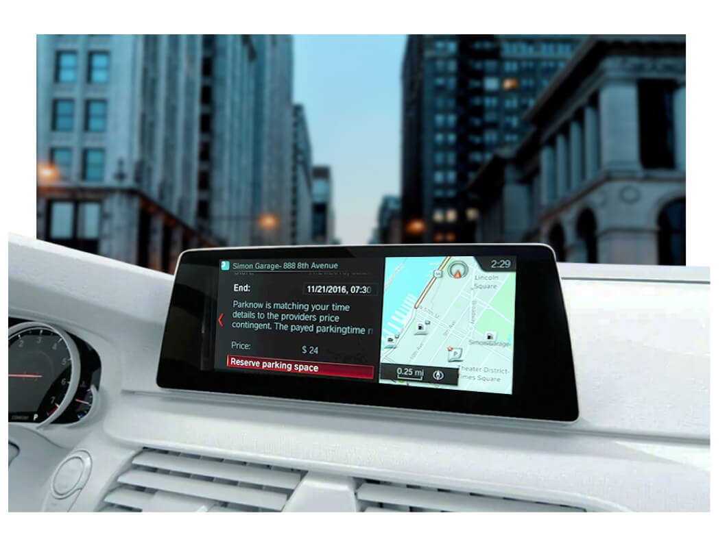 Automotive OEMs Parking - ParkMobile
