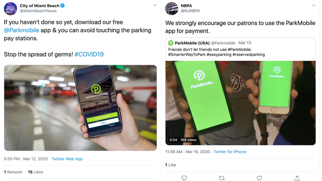 How Parking Officials are Supporting the Community During Coronavirus