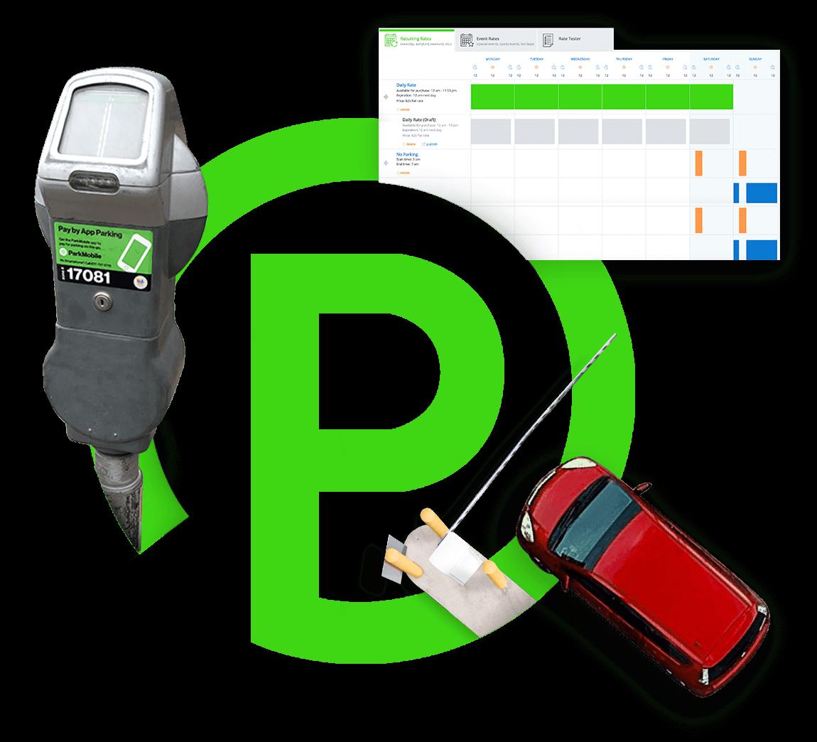 Parking Technology Integrations - ParkMobile