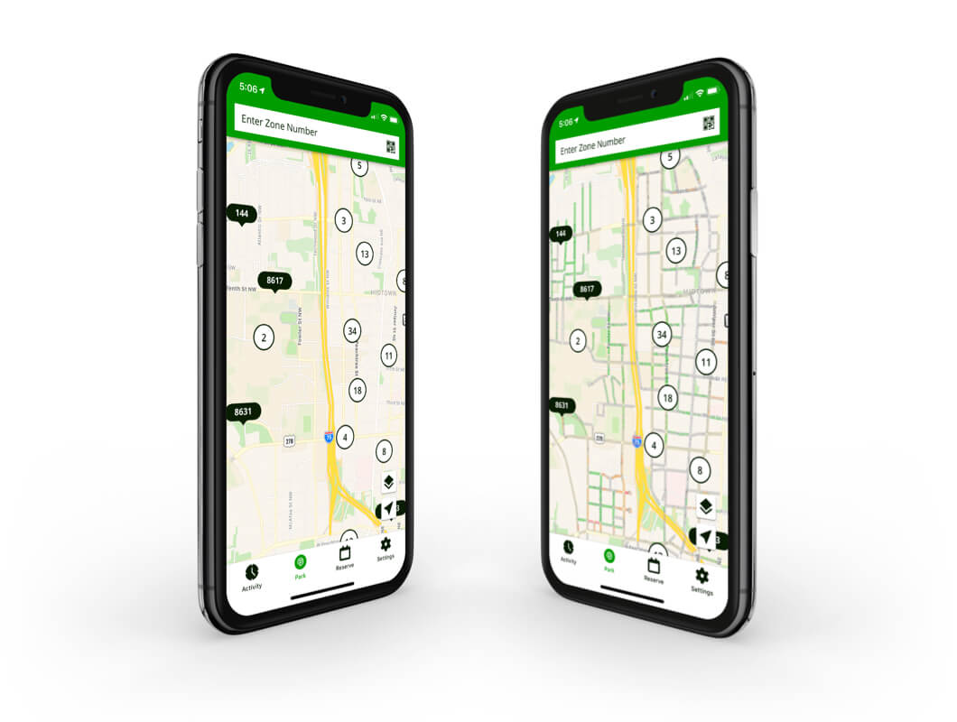 Mitigate Traffic Issues - ParkMobile