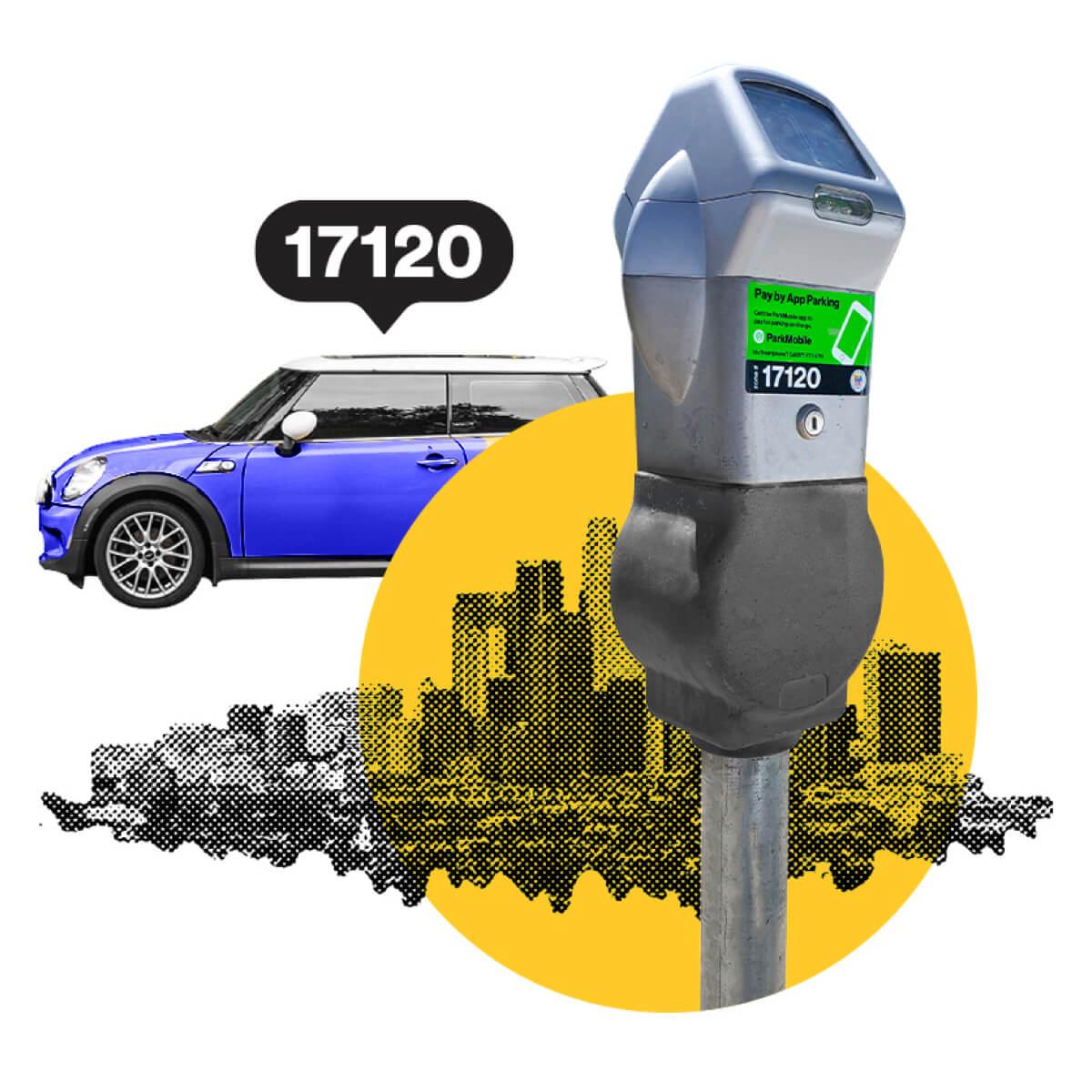 Zone Parking - ParkMobile