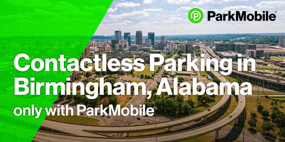 Birmingham, Alabama Parking ParkMobile