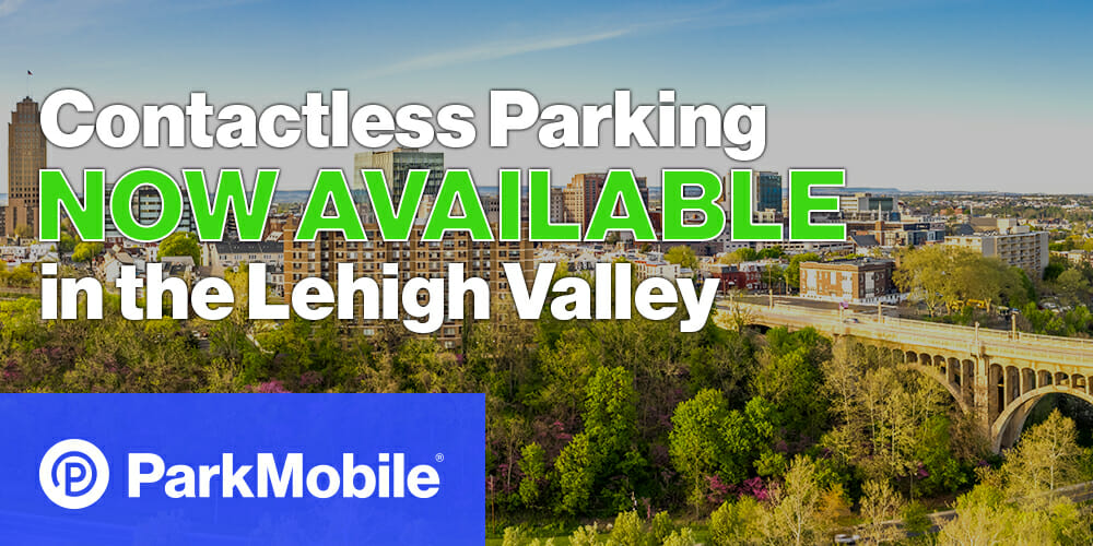 allentown reading and bethlehem Contactless Parking