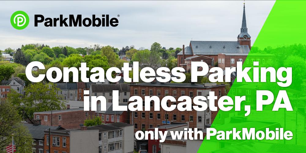 Lancaster, Pennsylvania Contactless Parking