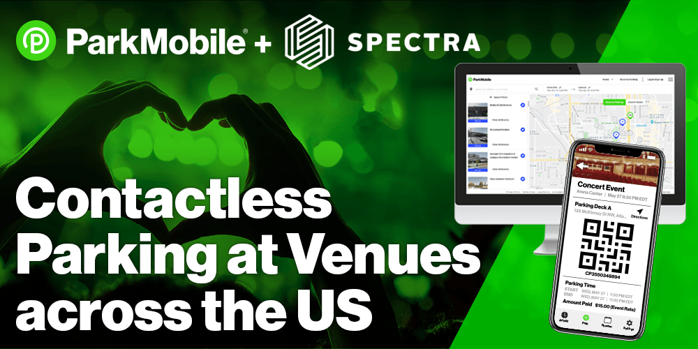 Spectra parking reservations