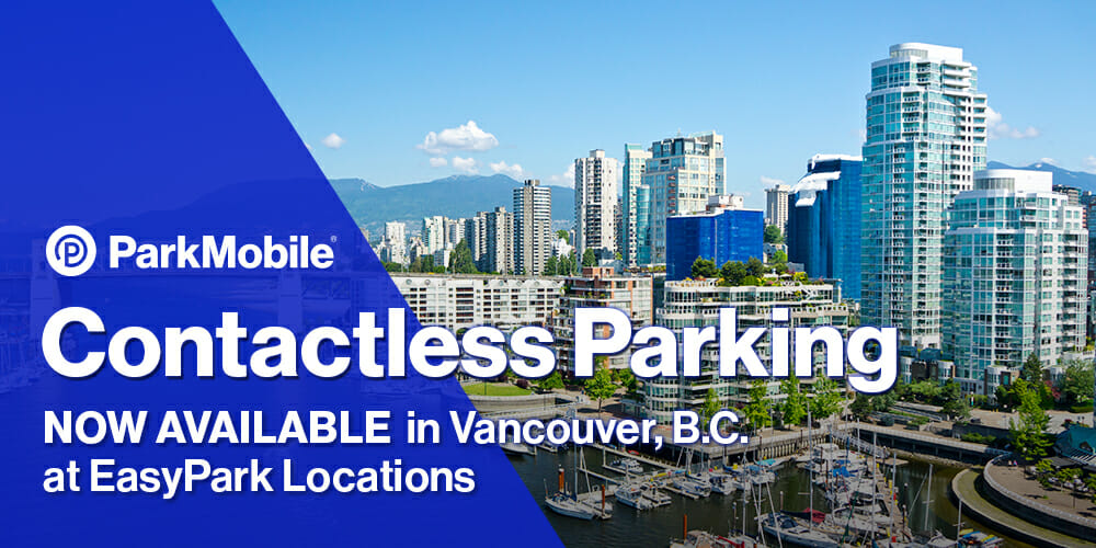 vancouver contactless parking