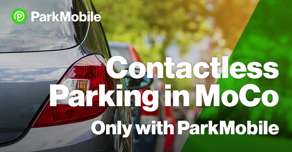 MoCo Contactless Parking
