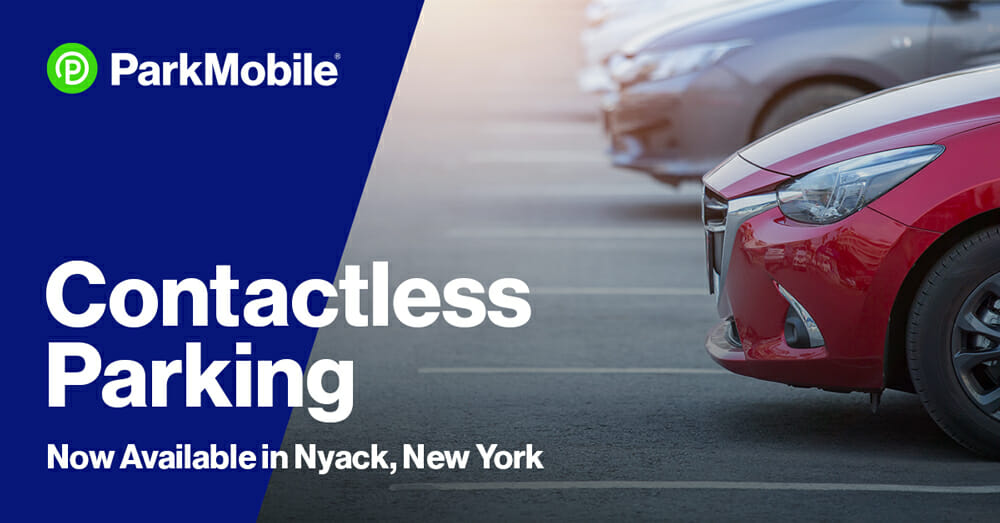 ParkMobile Launches in the Village of Nyack, Continuing Expansion in New York State