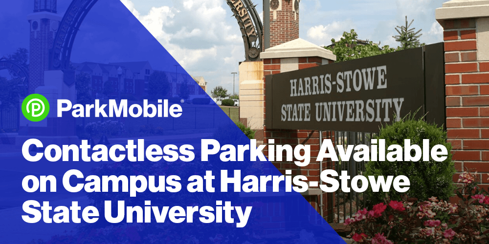 Harris-Stowe State University Partners with ParkMobile for Contactless Parking Payments on Campus