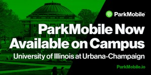 ParkMobile and University of Illinois at Urbana-Champaign Partner for Contactless Parking on Campus 1