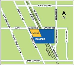 Ravinia Festival: Parking Tips