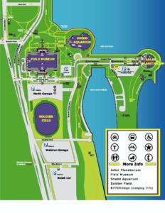 Soldier Field Parking Tips & Guide - ParkMobile